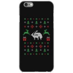 humping deers christmas 1 iPhone 6/6s Case | Artistshot