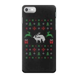 humping deers christmas 1 iPhone 7 Case | Artistshot