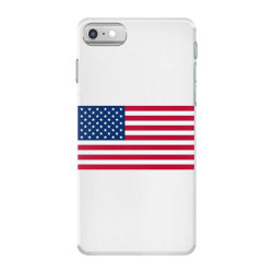 United States of America, USA, American flag iPhone 7 Case | Artistshot