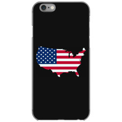 United States of America, USA, American flag iPhone 6/6s Case | Artistshot