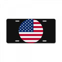 United States of America, USA, American flag License Plate | Artistshot