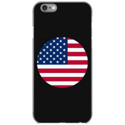 United States of America, USA, American flag iPhone 6/6s Case | Artistshot