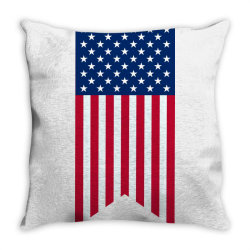 United States of America, USA, American flag Throw Pillow | Artistshot