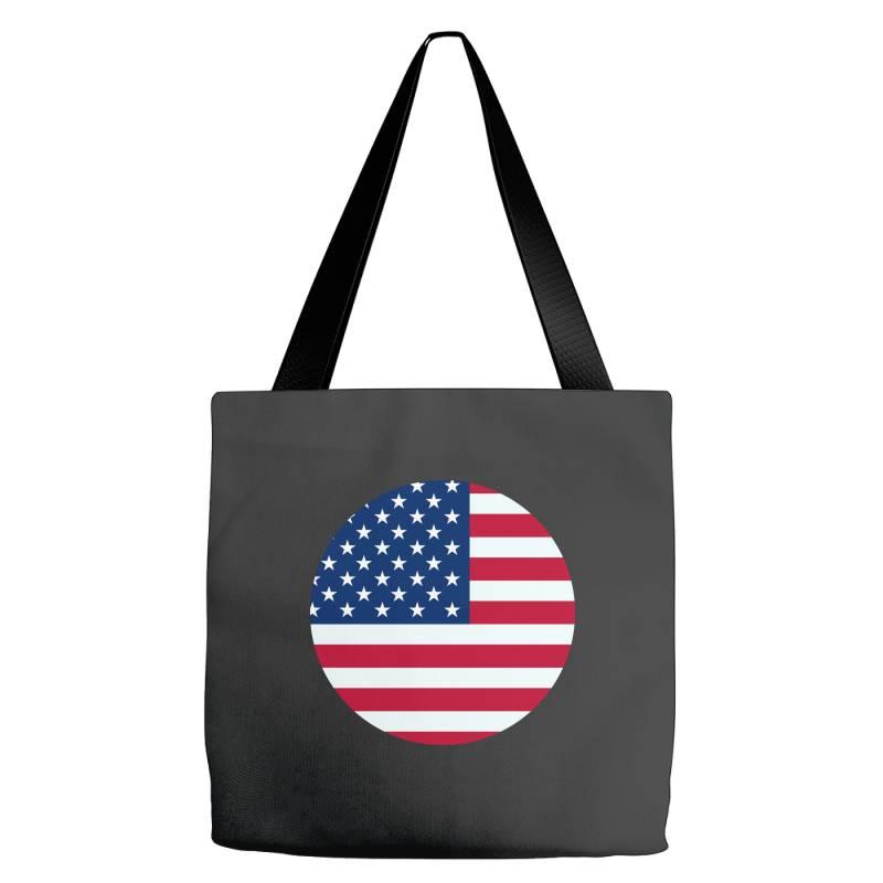 United States Of America, Usa, American Flag Tote Bags | Artistshot