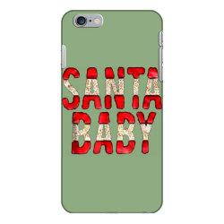 santa baby red foil iPhone 6 Plus/6s Plus Case | Artistshot