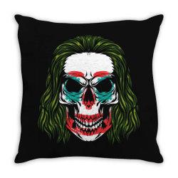 Skull Throw Pillow | Artistshot