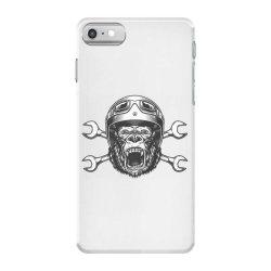 Gorilla monkey iPhone 7 Case | Artistshot