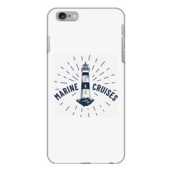 Marine cruises iPhone 6 Plus/6s Plus Case | Artistshot