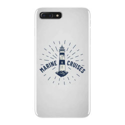Marine cruises iPhone 7 Plus Case | Artistshot