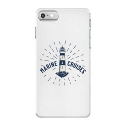 Marine cruises iPhone 7 Case | Artistshot