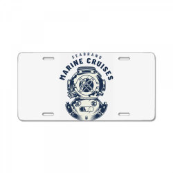 Seabrand, Marine Cruises License Plate | Artistshot
