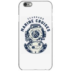 Seabrand, Marine Cruises iPhone 6/6s Case | Artistshot