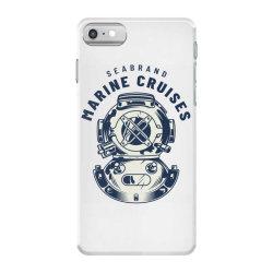 Seabrand, Marine Cruises iPhone 7 Case | Artistshot