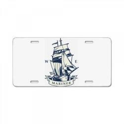 Marine cruises License Plate | Artistshot
