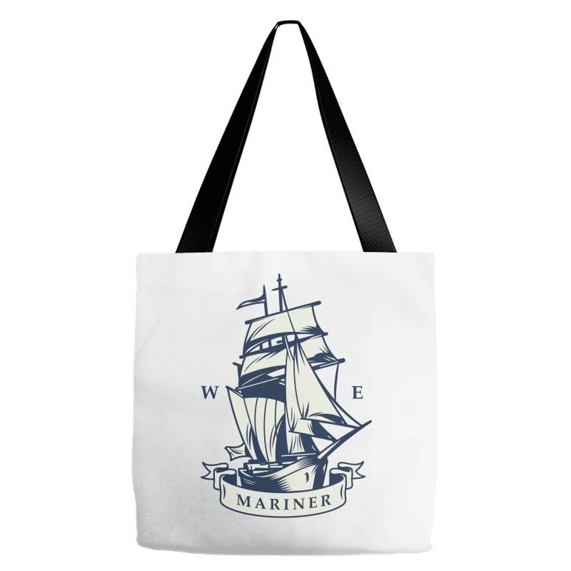 Marine Cruises Tote Bags | Artistshot