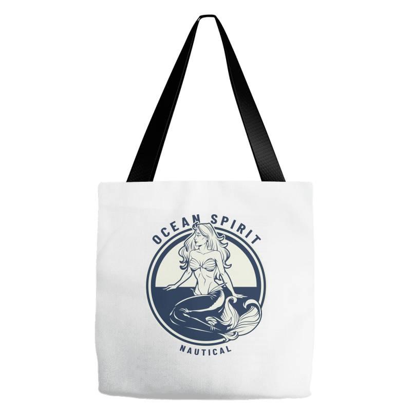 Ocean Spirit, Natural Tote Bags | Artistshot