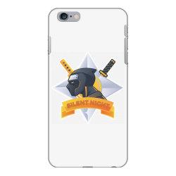Silent night, ninja iPhone 6 Plus/6s Plus Case | Artistshot