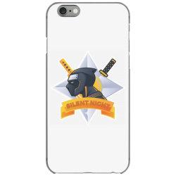Silent night, ninja iPhone 6/6s Case | Artistshot