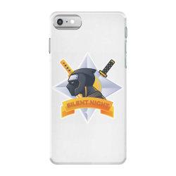 Silent night, ninja iPhone 7 Case | Artistshot