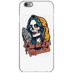 Dia de los muertos, skull iPhone 6/6s Case | Artistshot