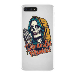 Dia de los muertos, skull iPhone 7 Plus Case | Artistshot