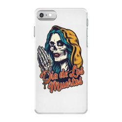 Dia de los muertos, skull iPhone 7 Case | Artistshot