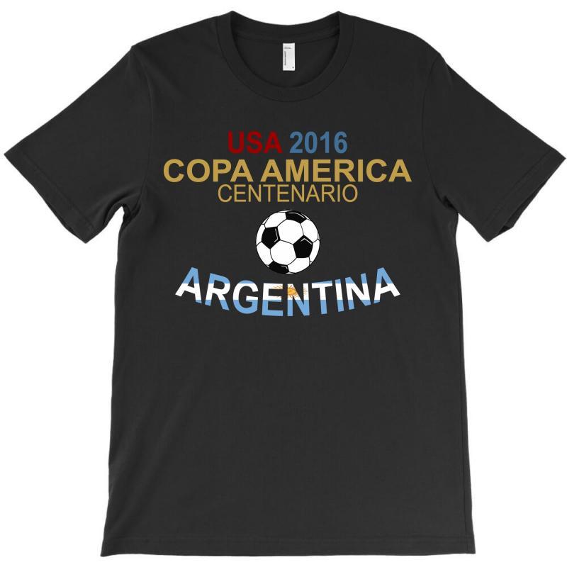 Copa America Centenario 2016 Argentina T-shirt | Artistshot