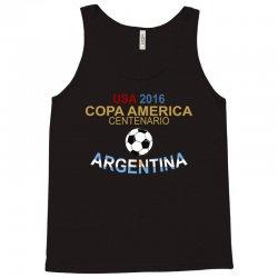 Copa America Centenario 2016 ARGENTINA Tank Top | Artistshot