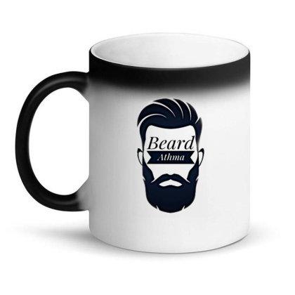 Beard Athma Magic Mug Designed By Vinith_reddy
