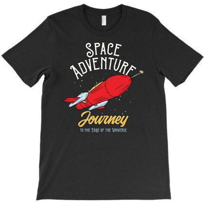 Spaceship 1 T-shirt Designed By Wiraart