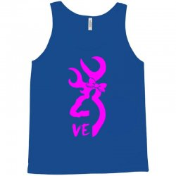 browning deer love for her Tank Top | Artistshot