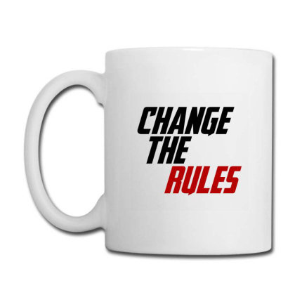 Change The Rules Coffee Mug Designed By Tulparius