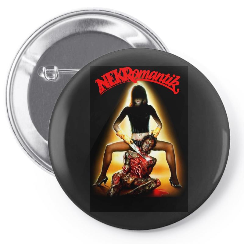Nekromantik 2 Horror Pin-back Button | Artistshot
