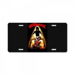 nekromantik 2 horror License Plate | Artistshot