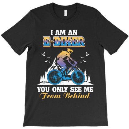 E Biker T-shirt Designed By Rardesign