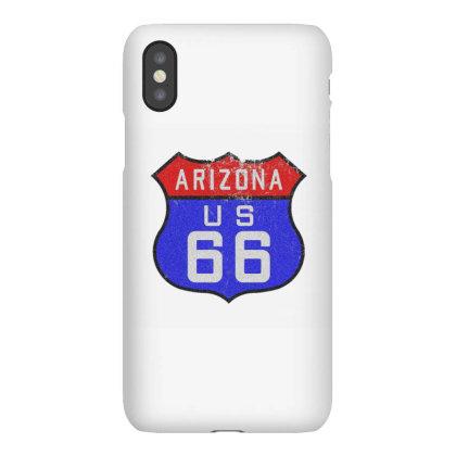 Arizona Route 66 Iphonex Case Designed By Zig Street