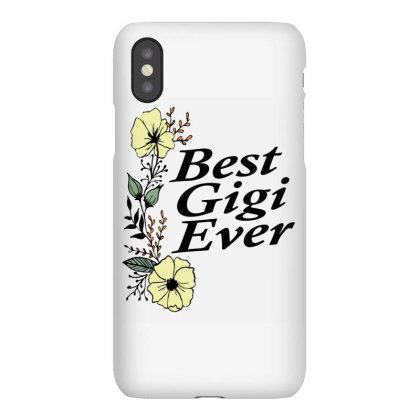 Womens Best Gigi Ever | Grandmother Gift Iphonex Case Designed By Cidolopez