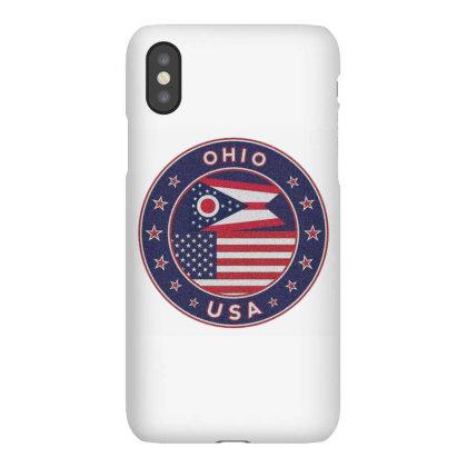 State Ohio Iphonex Case Designed By Zig Street