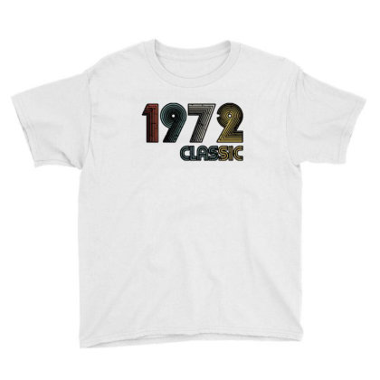 Classic 1972 Youth Tee Designed By Zig Street