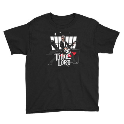 Time Hero Youth Tee Designed By Exbones