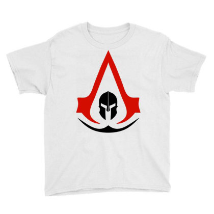 New   Assassins Creed Odyssey Youth Tee Designed By Focus Tees