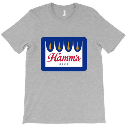 Hamms T-shirt Designed By Marmbroks