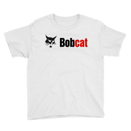 Bobcat Youth Tee Designed By Focus Tees