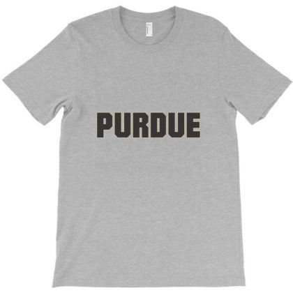 Purdue University Hooded T-shirt Designed By Marmbroks