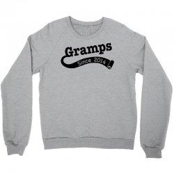 Gramps Since 2014 Crewneck Sweatshirt | Artistshot