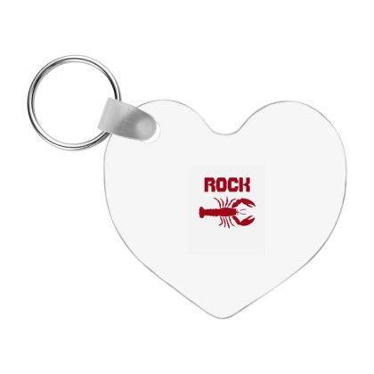 Rock Lobster Frp Heart Keychain Designed By Blackstone