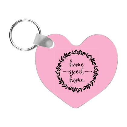 Home Sweet Home Frp Heart Keychain Designed By Coşkun
