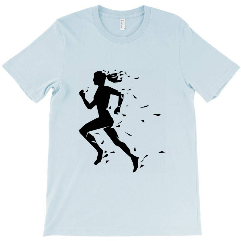 Sports Girl T-shirt   Artistshot