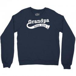 Grandpa Since 2016 Crewneck Sweatshirt | Artistshot