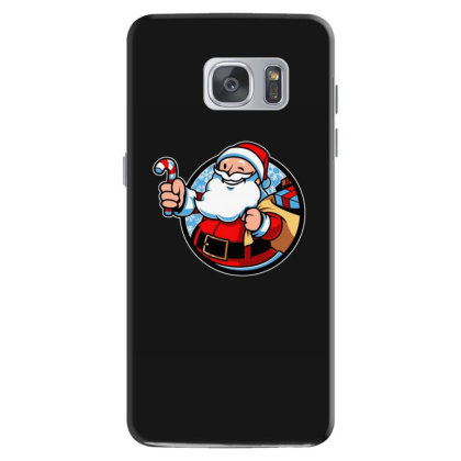 Xmas Boy Christmas Samsung Galaxy S7 Case Designed By Blackstone